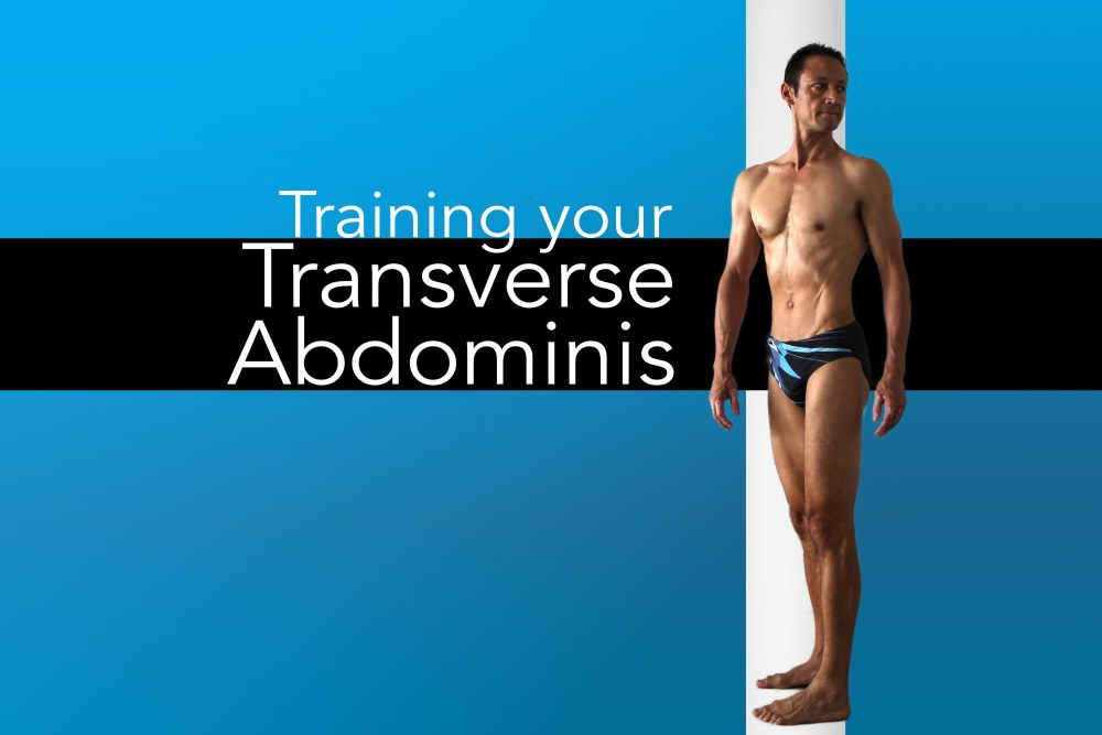 With transverse abdominis engaged it's easier to use your obliques to help twist your spine. Neil Keleher, Sensational Yoga Poses.